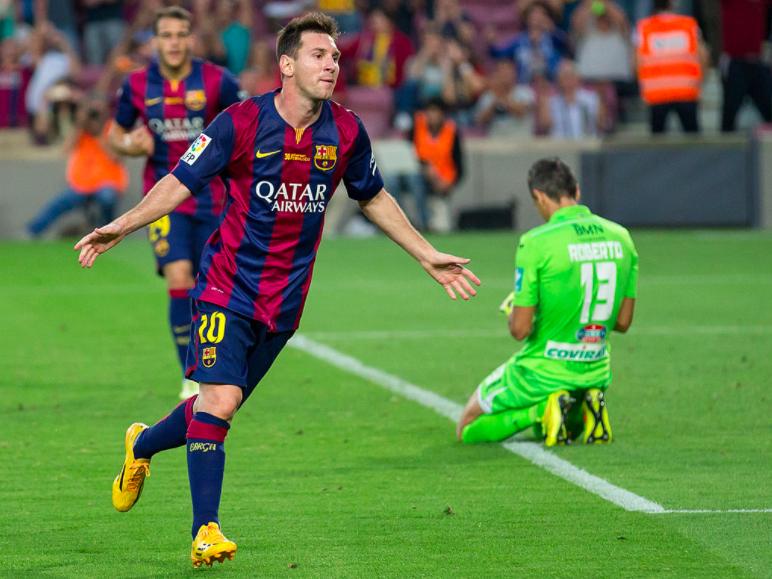 Lionel Messi La Liga