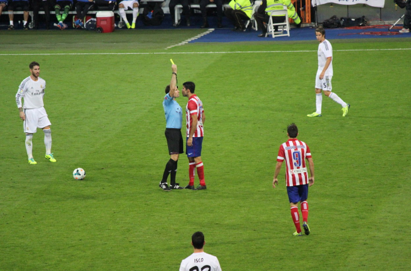 Atletico Madridin otteluohjelma